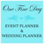 One Fine Day event planner
