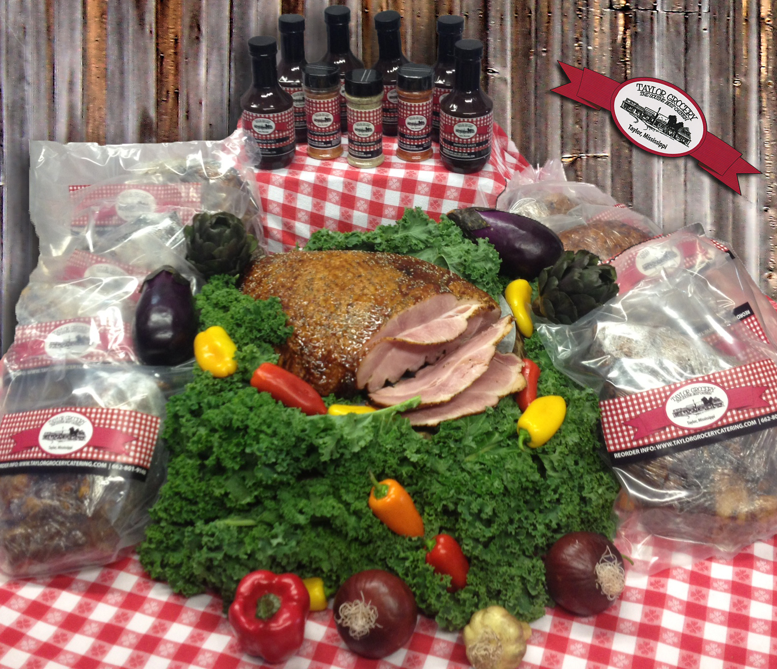 Holiday Menu - Taylor Grocery Special Events Catering